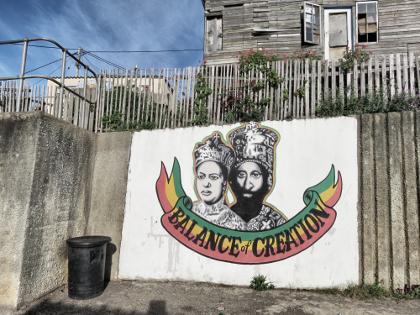 Judah Square Mural