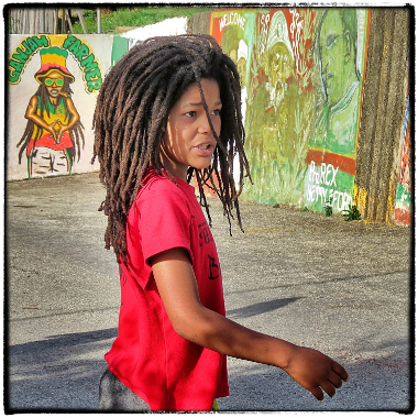 A Rasta Kid